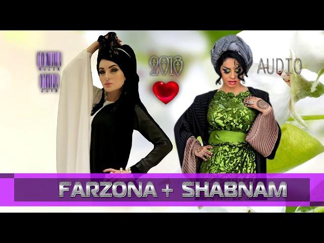 шабнам фарзона 2018 SHabnam FARZONA 2018