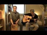 I Follow Rivers cover (TriggerfingerLykke Li unplugged)