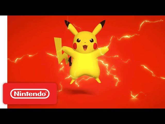 Join Pikachu on New Nintendo 2DS XL!