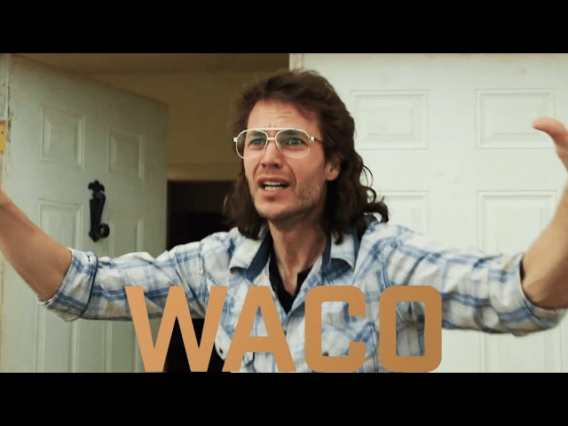 'WACO' Official Revelations Trailer Starring Michael Shannon Taylor Kitsch | Paramount Network » Freewka.com - Смотреть онлайн в хорощем качестве