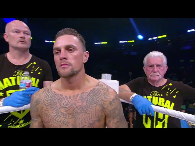GLORY 34 Denver Nieky Holzken vs. Murthel Groenhart 3 (Welterweight Title Fight)