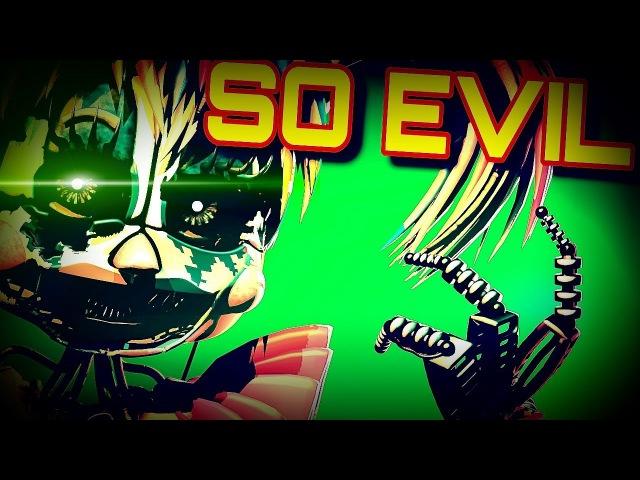 [SFM/FNaF] So Evil | Animated Song