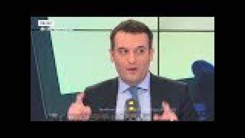F. Philippot Moi, je ne suis pas les baballes lancées par Macron!! 201