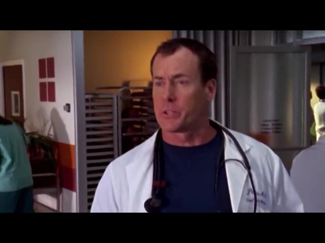 Когда уборщик тебе не друг | Клиника (Scrubs) · coub, коуб