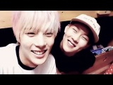 FMV Joohyuk (Jooheon &amp Minhyuk) - Monsta X There`s Got To Be A Good thing by J Rabbit