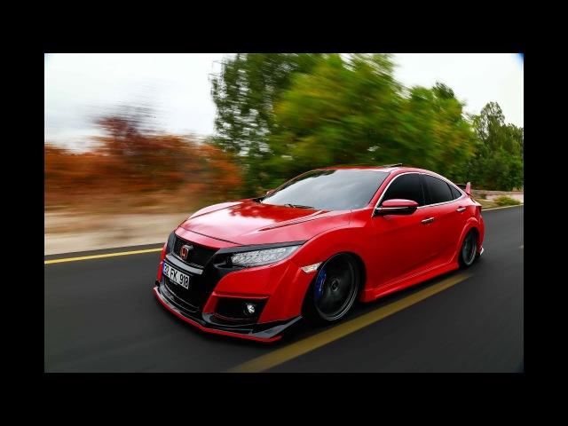 Honda Civic Fc1 RS - TypeRS - Nevşehir / TÜRKİYE - BB Film's Barış BOZYAKALI