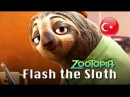 Zootopia - Flash the Sloth - Turkish (Subs Trans)