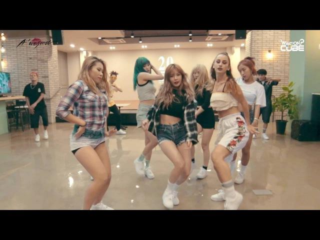 HyunA(현아) - '어때? (How's this?)' Choreography Practice Video