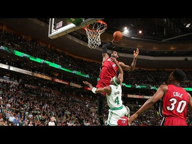 NBA Top 10 Poster Dunks of All Time