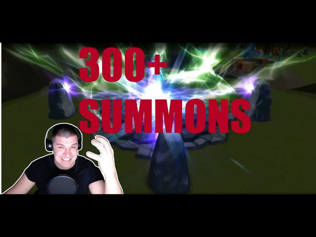Summoners War: 300 Summons and giveaway results