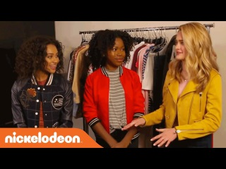 Crush-Worthy Valentine's Day Threads! ? ? w/ Lizzy Greene, Daniella Perkins & More! | Nick
