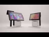 VariPOS 300 310 All-in-One POS Terminal Self-Service Kiosk Ticket System