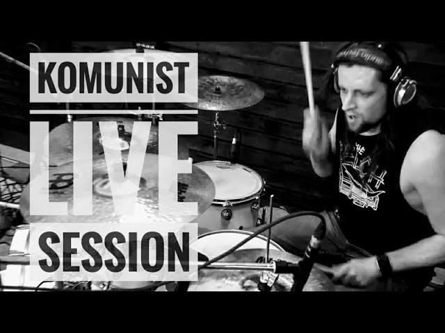 Komunist Live Session