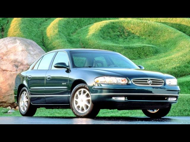 Buick Regal LS B69 WF5 1997–2004