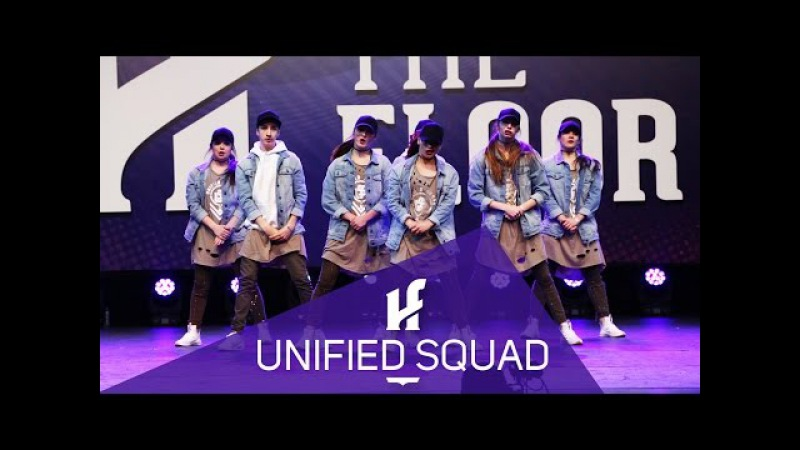 UNIFIED SQUAD Finalist Hit The Floor Toronto HTF2017