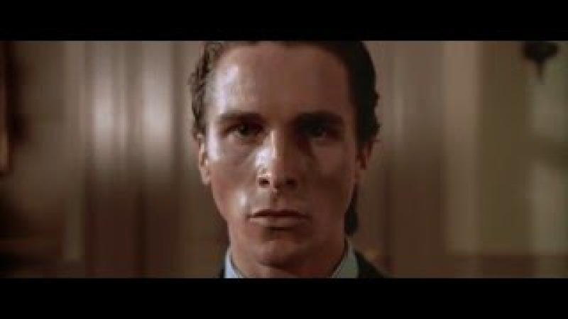 American psycho (2000) / this confession has meant nothing.