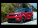 """Range Rover Sport 2018 забрался в """"Небесные врата"""""""