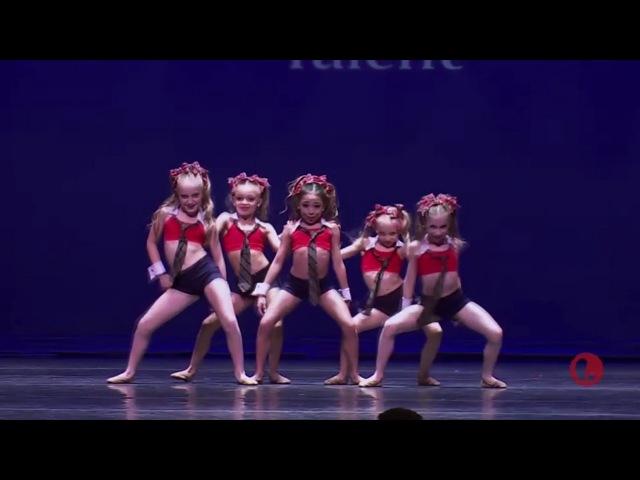 Dance Moms   The Mini's Group Dance Gossip Girls