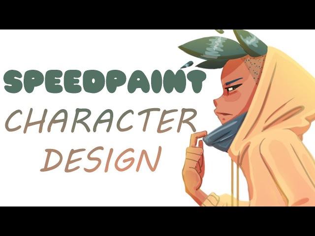 SPEEDPAINT Character Design
