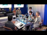171117 BTS and ON with Mario Lopez