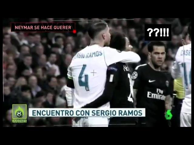 Neymar a-t-il préparé son transfert au Real Madrid pendant Real-PSG?