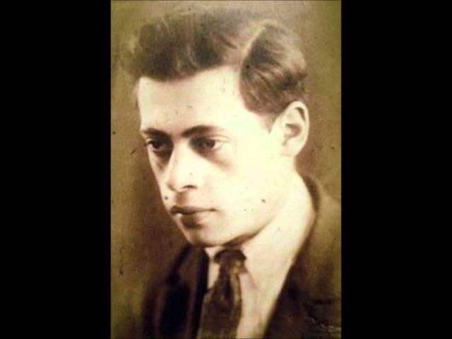 J'Attendrai in Russian 1940s Efrem Flaks