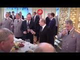 Как выпивает Путин - особая техника КГБ