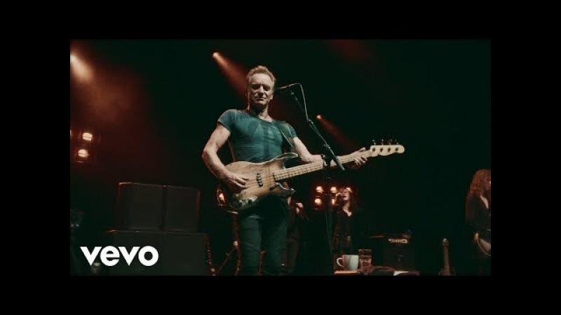 Sting Petrol Head Live At The Olympia Paris