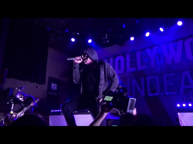 Renegade - Hollywood Undead Live @St.Louis 12/1/17