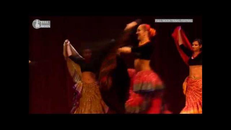 VII FullMoon TF17 - Joaquin Sorolla Sevilla, El Baile - Theatre Tribal DanceFull Moon