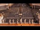 Veni Vidi Vatican (4k Time-lapse, Tilt-Shift)