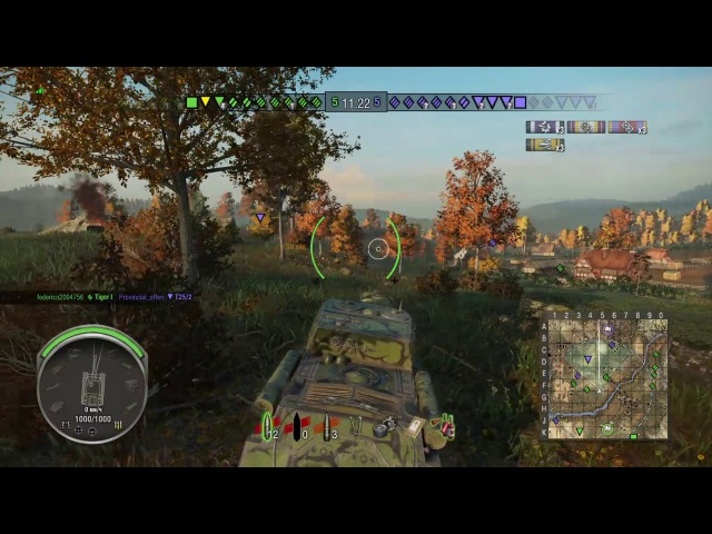 World of Tanks PS4 ИСУ-130 Просто очередной Мастер
