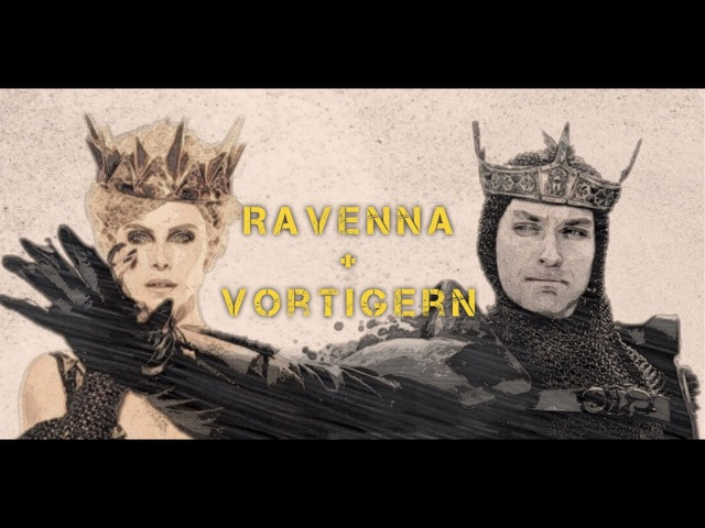 Ravenna vortigern [crossover AU]
