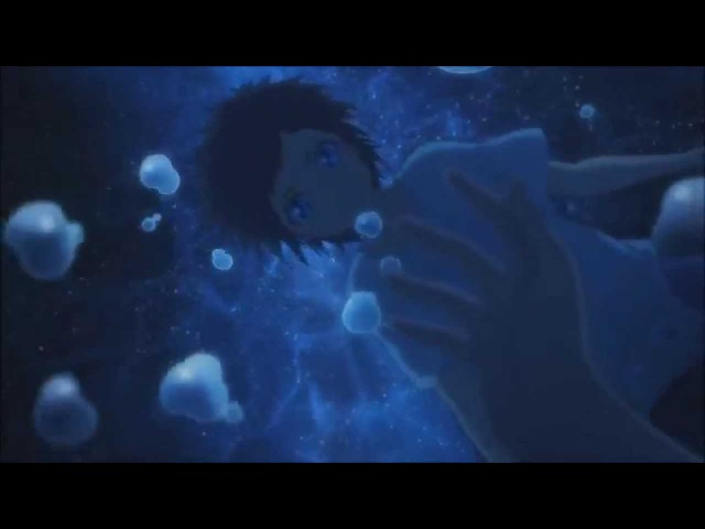 Nagi no Asukara / Когда успокоится море / Безоблачное завтра (ХикариМиуна) amv