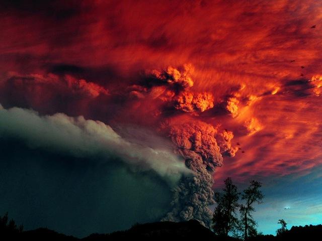 Бушующая планета Вулканы Discovery gkfytnf dekrfys discovery