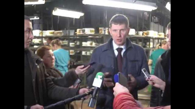 Губернатор Пермского края Максим Решетников посетил Лысьву и оценил ход реализации поручений по комплексному развитию территории