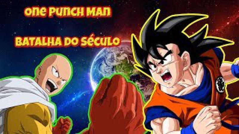 One Punch Man - Saitama detonado geral, até o Goku?