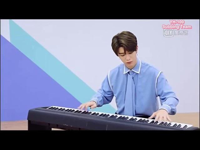 [ENG] Idol Producer《偶像练习生》171228 Fan Chengcheng (范丞丞) Self Introduction Video