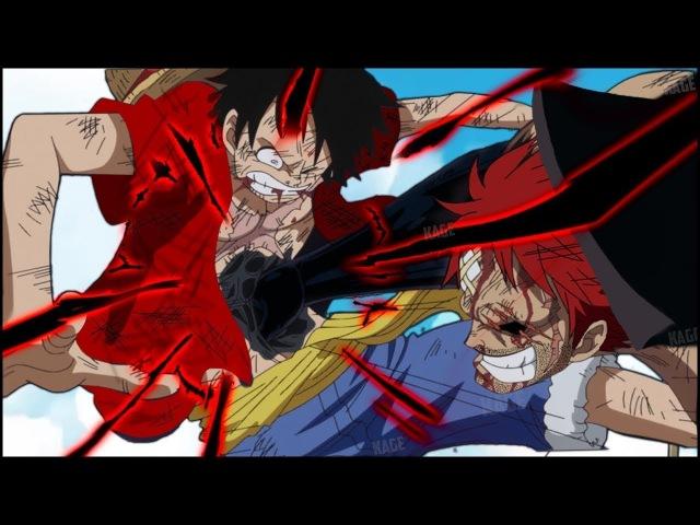 ЛУФФИ ПРОТИВ ШАНКСА?! || ЛУФФИ УБЬЁТ РЫЖЕВОЛОСОГО? || Теории One Piece