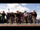 Ковбойский танец. Танцевальный коллектив Street Boys . Шоу Дикий Запад.