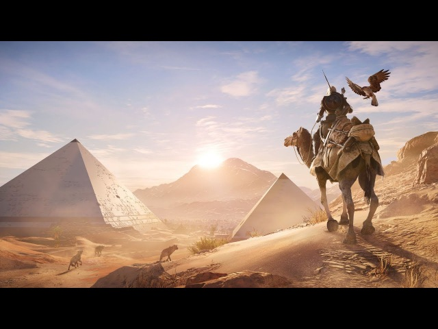 (1440р)Assassin's Creed Origins