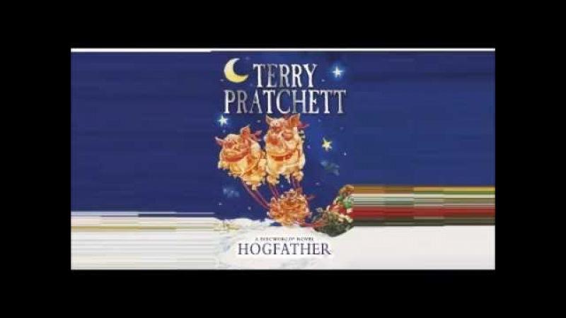 Terry Pratchett Audiobook Full Hogfather ( Discworld 20 )