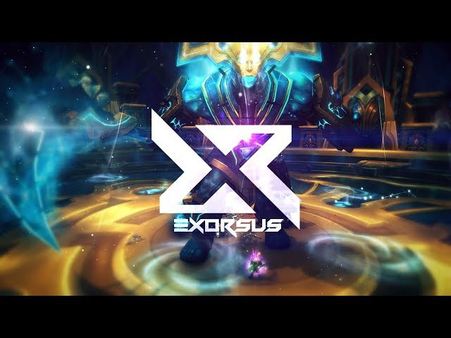 Exorsus vs Argus - Antorus Mythic World 2nd