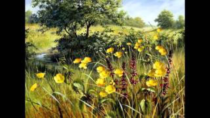 Английская художник-самоучка Mary Dipnall. Полевые цветы.