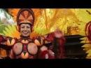 Карнавал в РИО-де-ЖАНЕЙРО 2017 Бразилия видео самбодром