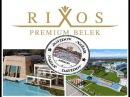 Обзор отеля Риксос в Белеке . Цены на проживание. Rixos Premium Belek №66 NazarDavydov