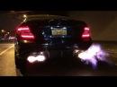 Weistec 800hp Mercedes Benz C63 hitting 200 mph