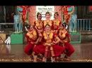 Sridevi Nrithyalaya - Bharatanatyam Dance - Vibrant Shanmukha Kouthuvam - full length video