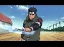 Асума VS Акацуки Полный бой