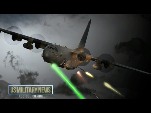 This Is America's Lethal AC-130 Gunship on Steroids